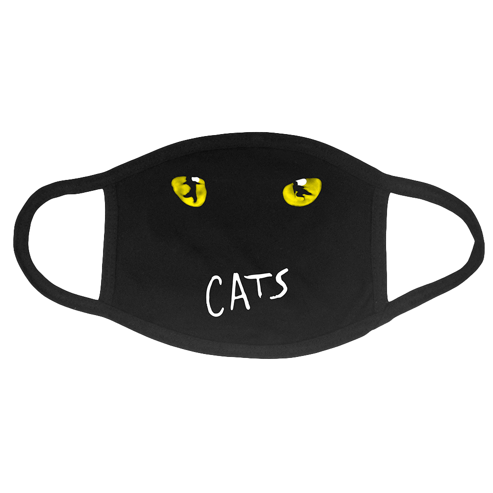 Cats Logo Face Mask