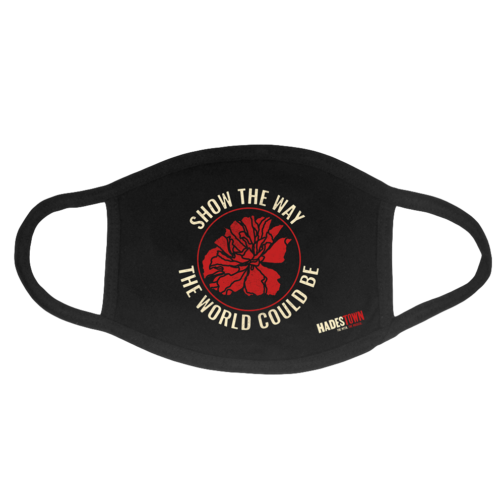 Hadestown Show The World Mask