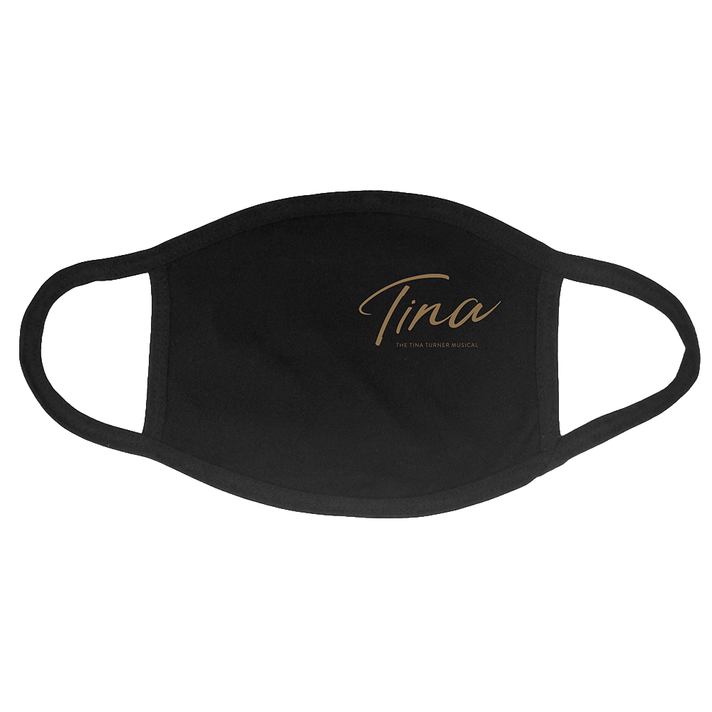 Tina Logo Face Mask